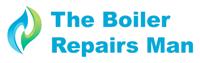 Boiler Repairs Man Logo